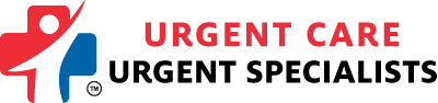 Urgent Care by Urgent Specialists Sticky Logo