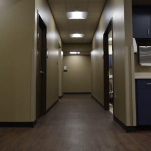 Urgent Specialists Interior Files Corridor
