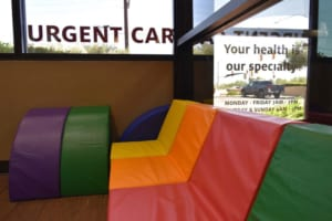 Urgent Specialists Kids Play Area