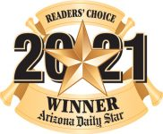 Arizona Daily Star Readers Choice 2021 Winner Urgent Specialists Tucson