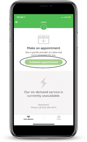 Urgent Specialists Telemedicine App 5