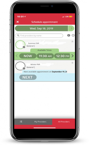 Urgent Specialists Telemedicine App 6